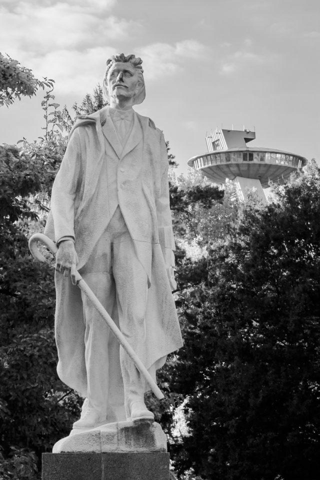 Peter Hladký - Janko Kráľ a UFO