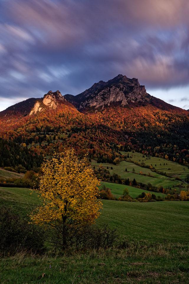 Maliarka jeseň