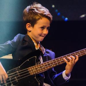 Malý jazzman na Bratislavských jazzových dňoch